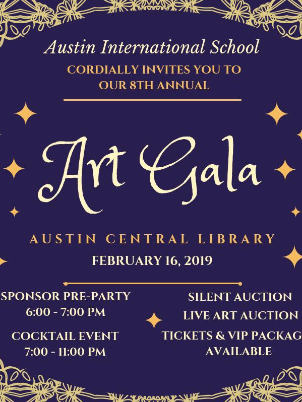 8th Annual Art Gala