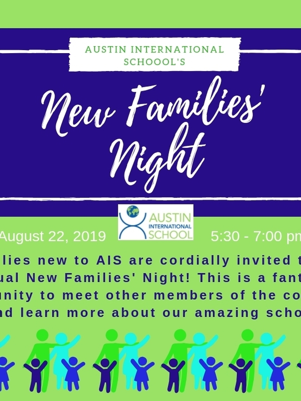 New Families Night