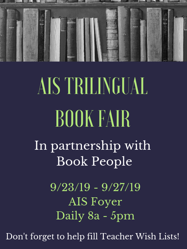 Trilingual Book Fair
