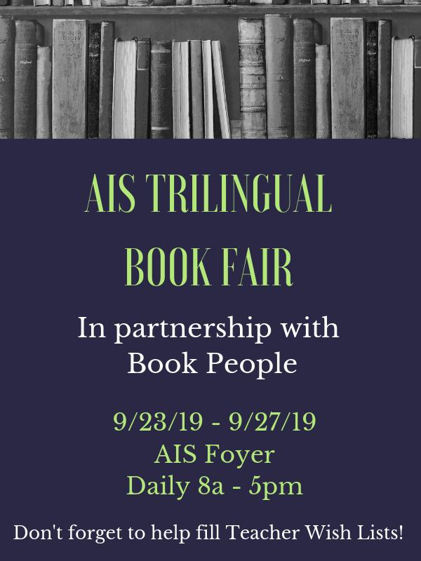 Trilingual Book Fair