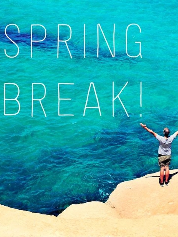 Spring Break-No School