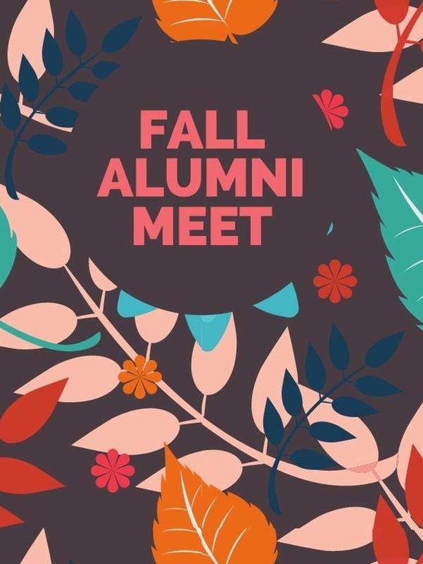 Fall Alumni Event