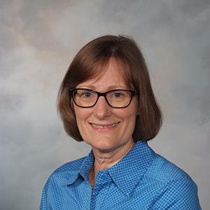 Carol Hickey, Receptionist